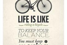 Balance bicycle