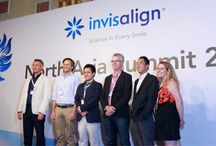 Dr Knox Kim × invisalign / Dr Kim has been invited as one of the Top 3 Invisalign Dentists of Australia at the international Invisalign Summit Conference 2012.  Invisalign straightens your teeth with a series of clear, virtually invisible custom-moulded aligners. With breakthrough technology that lets you have the smile you've always wanted – without the hassle of braces.