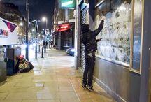 street art - in action