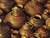 Pottery / by Debbie Jellison