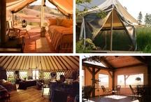 Yurts / by Lori DeLeon