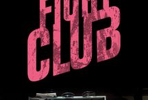 "Fighclub / Fight Club is a 1999 film based on the 1996 novel of the same name by Chuck Palahniuk. The film was directed by David Fincher and stars Edward Norton, Brad Pitt, and Helena Bonham Carter. Norton plays the unnamed protagonist, an ""everyman"" who is discontented with his white-collar job. He forms a ""fight club"" with soap maker Tyler Durden, played by Pitt, and they are joined by men who also want to fight recreationally."