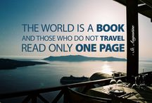 Travel Thoughts / Motivation for travel :)