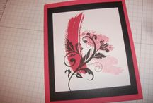 Work of Art - Stampin Up / Cards/projects made with the work of art stamp
