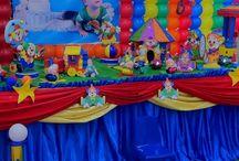 Circo / Trabalhos sonho de festa KL