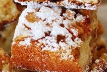Apple & Cider Cakes & Tarts/Candied Apples