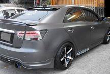 Kia Cerato Custom Modified / Kia Cerato Custom Modified #kiacerato #cerato