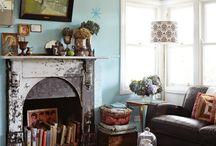 Traditional, Retro & Vintage Decor