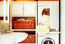 Fantasy Laundry Rooms / by Kelsey Bohl