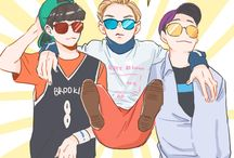 Fanarts K-pop