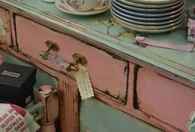 Shabby & chic style
