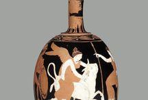 ancient glass and ceramics
