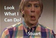 Stuart (mad tv) / by Melissa Duncan