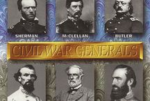 Civil War Era-Generals / by Sports-N-Stuff