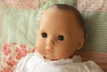 AG Bitty Baby / Clothes for the bitty baby / by Judy Hart