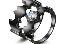 Movie Inspired Wedding Rings