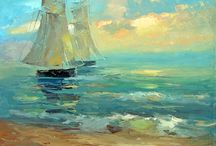 Oil Painting // Art