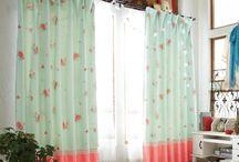 Cortinas - Curtain love