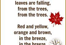 inglese autunno