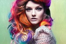 Color full hair