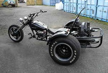 Trikes VW + div