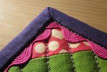 quilt bindong