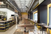 Grill Buffet by B+P / Architecture & Interior Design by Barea+Partners. Restaurant, Bar & Grill