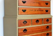 chest of drawers, комод, / bureau, chest of drawers, locker