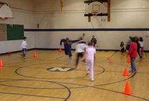 P.E. Games, Activities, and Lesson Ideas