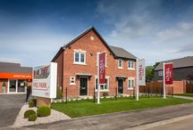 Firs Park, Norwich | Lovell Homes / Firs Park, Norwich. Transforming a former ceramic tile factory into a select development of 67 new high quality homes just 3 miles from Norwich City Centre.  2, 3 and 4 bedroom homes available.