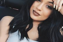 Kylie jenner look maquillage