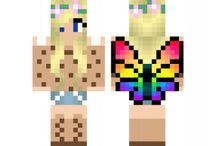 Cute minecraft skins / Cute for people who love minecraft