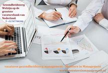 vacatures gezondheidszorg management - interim management bureau