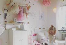 Pokój małej ksieżniczki