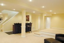 Basement ideas / by AnneBelle