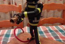piston head firefighter
