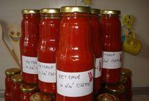 pasta, sosuri din rosii
