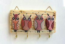 Minnoş baykuşlar