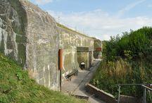Casematmuseum Kornwerderzand / Dutch pre WWII fortification at the Afsluitdijk