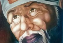 portrait paintings / Paintings made in our studio