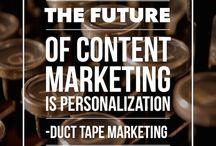 Content Marketing / Bra tips och information om content marketing.