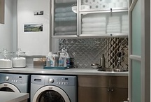 Design Inspirations-Laundry Room / by Whitney Young
