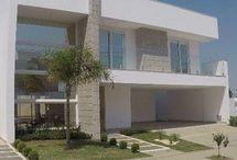 Projeto de Casa / Inspire-se com os melhores projetos de casas. Saiba mais sobre projeto casa e também projetos de casas pequenas. Veja também projetos de casas modernas e muitos projetos de casas grátis. Aproveite! #projetosdecasa #projetocasa #projetoscasaspequenas