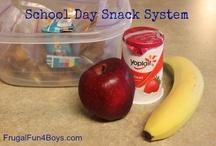 school lunch / by Kristie Irvin