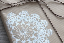 Lace packaging