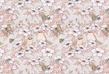 Pattern design Mia Olofsson