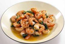 Seafood / mat fra havet