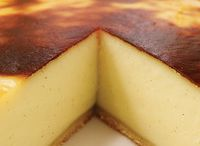 Flan et chesscake