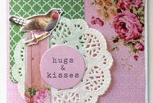 kaiser Oh so Lovely cards