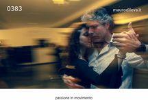 TANGO / ballerini e  momenti di tango